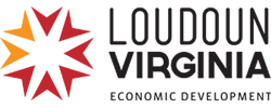 Loudoun Virginia Economic Development Badge no tagline 250