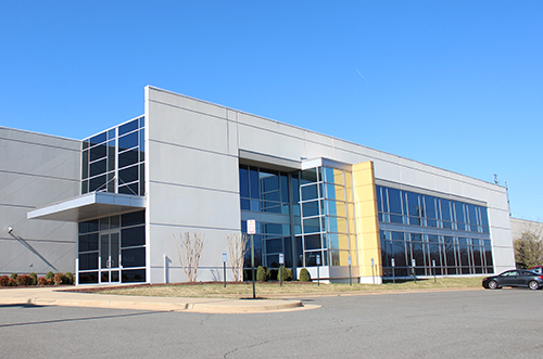 Loudoun office building