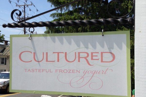 Cultured Frozen Yogurt
