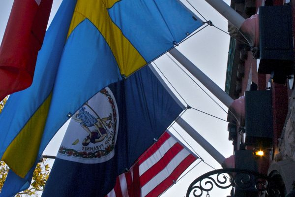 Lightfoot flags