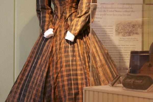 Loudoun Museum Exhibit