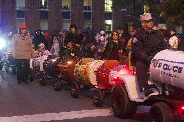Leesburg Parade