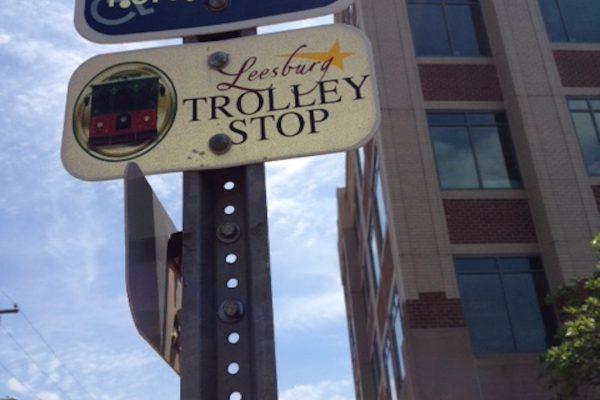 Leesburg Trolley