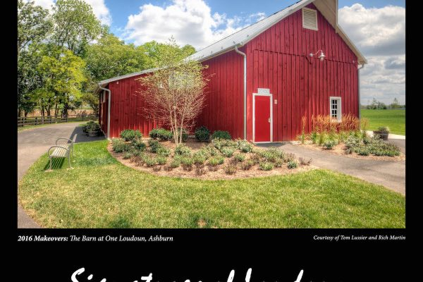 2016 Makeovers: The Barn at One Loudoun, Ashburn