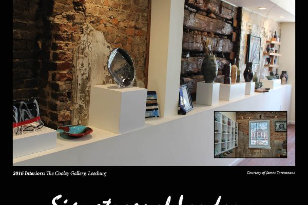 2016 Interiors: The Cooley Gallery, Leesburg
