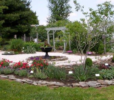 Public Landscapes - Master Gardeners Demonstration