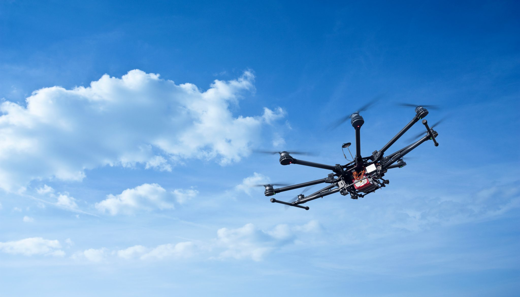 Five Reasons to Be Excited About the Future of Drones - Loudoun