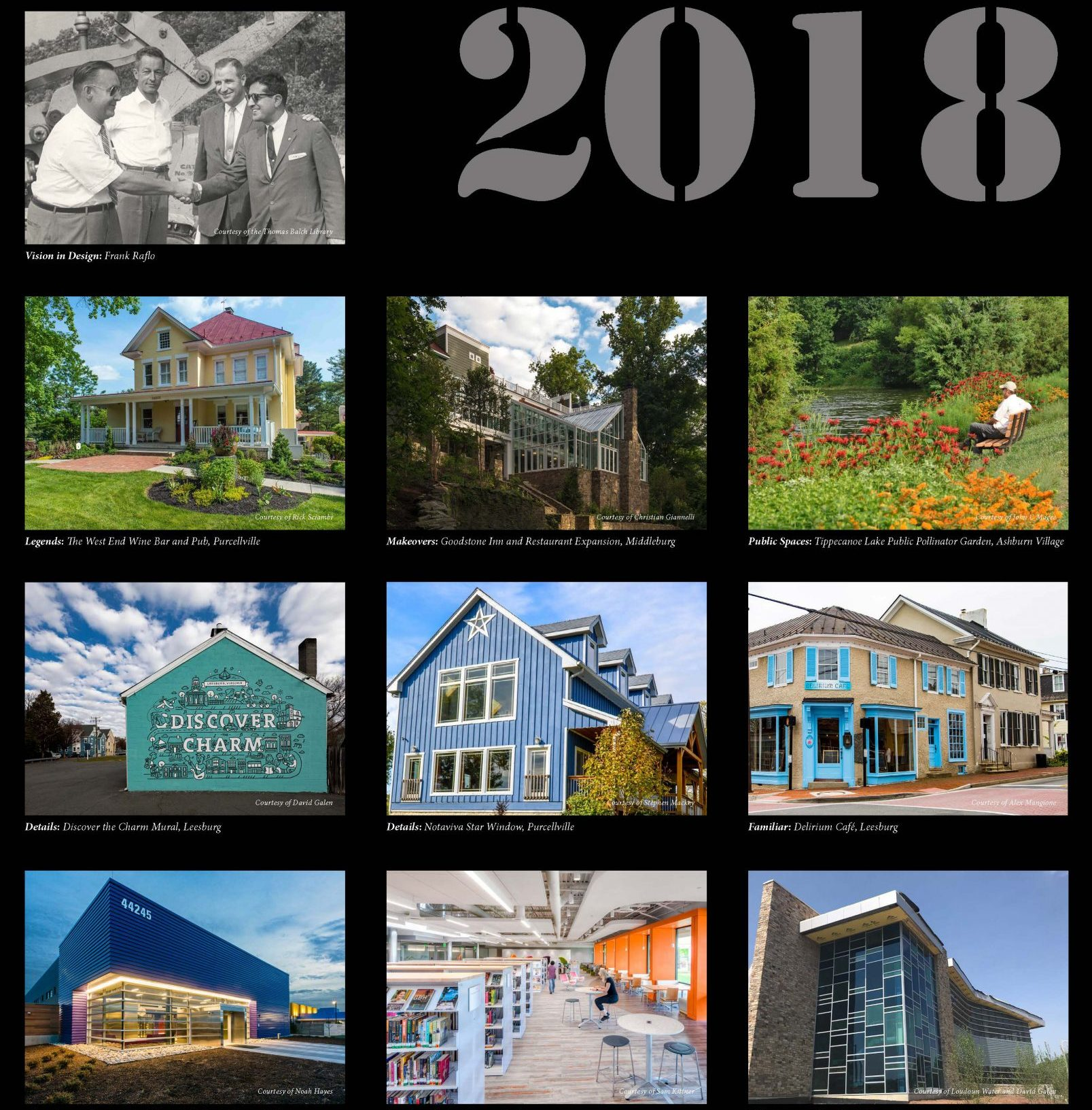 2018 Signatures of Loudoun Design Excellence Awards