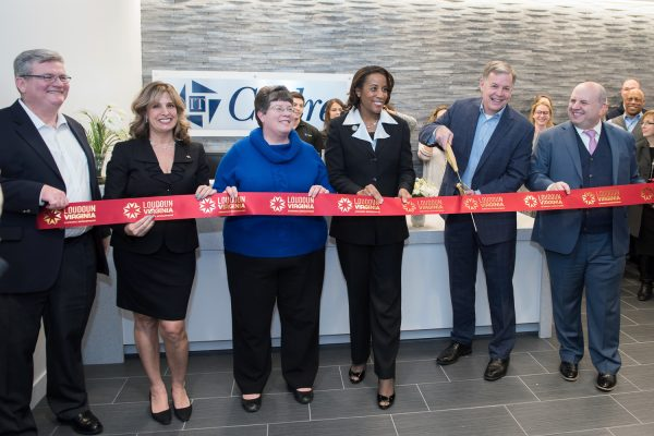 2018 IT Cadre Ribbon Cutting