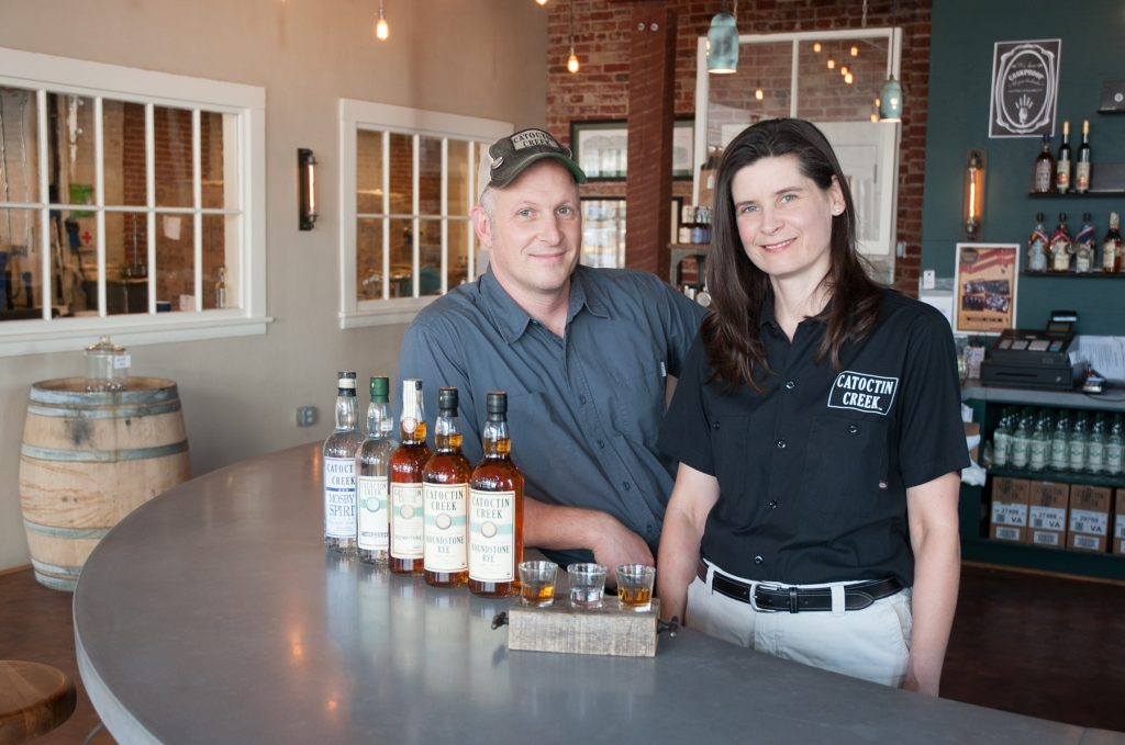 Catoctin Creek, Loudoun's First Distillery Since Prohibition, Opens in Purcellville