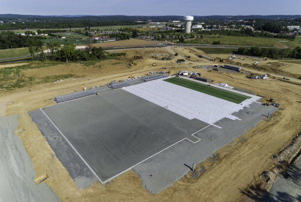 loudoun united fc stadium leesburg phillip a bolen memorial park