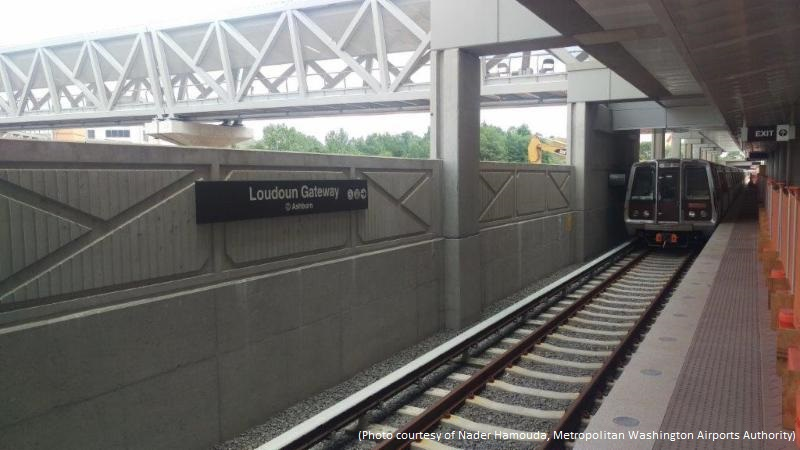 silver line metro construction completion testing loudoun