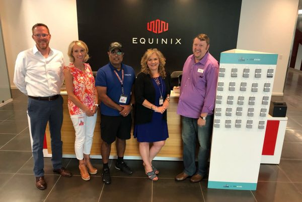 Equinix data centers community support Mobile Hope Back to School