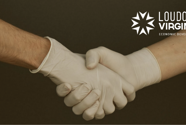 coronavirus covid-19 handshake gloves CARES Act