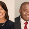 #LoudounPossible Pod Alice Frazier and Chauvon McFadden financial banking finance