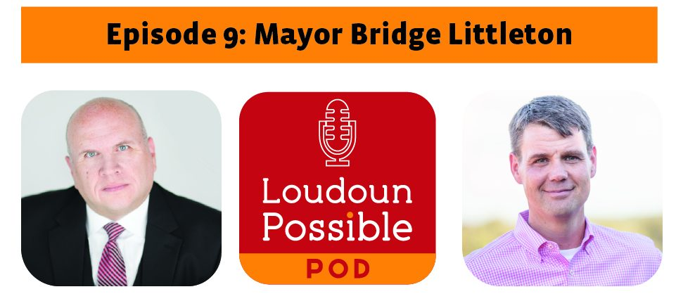 bridge littleton #loudounpossible pod middleburg